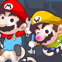 Play Mario Fart Online